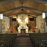 Inside the Church Sanctuary - 2013