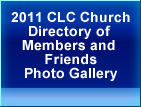 2011 Christ Lutheran Church Directory of Members and Friends