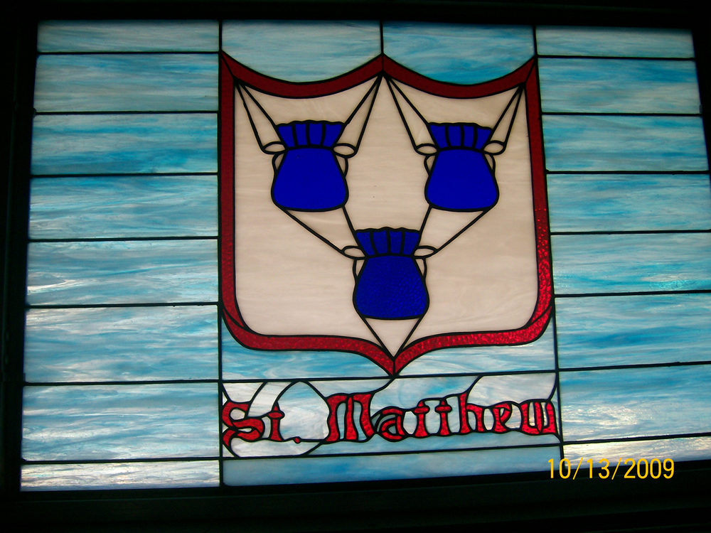 Stain Glass Windows Christ Lutheran Cape Canaveral