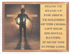 02-23-15-Soldier-In-Full-Metal-Armor-standing-in-front-of-The-Cross