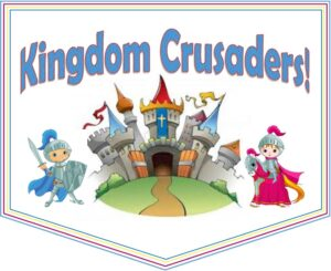 "Vacation Bible School 2016 page link - ""Kingdom Crusaders"" VBS Theme"